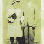 Saladin's Parents - Harry and Marie White